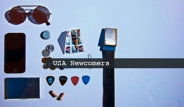USA Newcomers- Elwell, Mobley, Sixth & College, LuvAbstract & KAMM x KUJE - acid stag