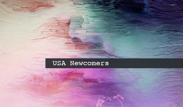 USA Newcomers, DYLAN.JK.VOGT, NØVE, Charles, CIMITRI, DENM