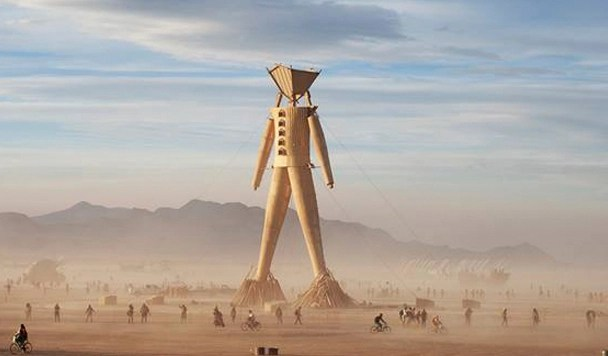 Watch Burning Man 2016 As It Happens [Live Stream] - acid stag