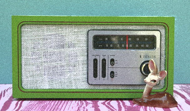 acid stag radio; August week 4