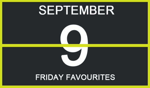 Friday Favourites, Goss, Genius, Tobias Dray, Frasers Boy, Strange Club - acid stag