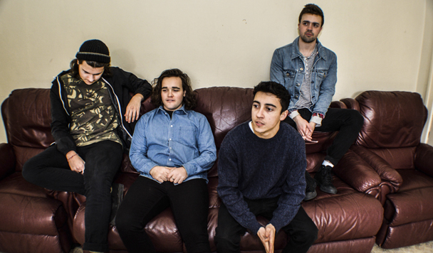 New Video by Young Poets - 'So Ashamed' [Premiere]