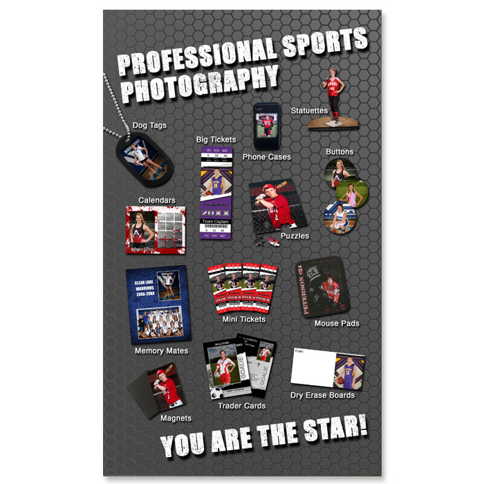 Prepay Flyers - American Color Imaging - Photography Flyer