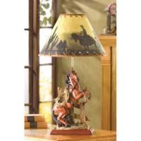 Western Horse Artistic Designer Lamp - iMallShoppe.com