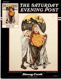 Stoney Creek HALLOWEEN TRICKS Saturday Evening Post ...