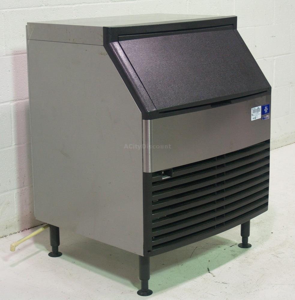 Used Manitowoc Qdo272a Self Contained 285 Lb Ice Maker W Bin Sku 136786 Sold