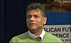 Kanishka Raffel, Anglican Future Conference, March 2015
