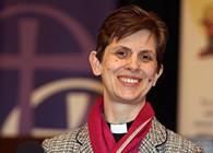 Libby Lane. Photo by Kippa Matthews, Archbishops Council