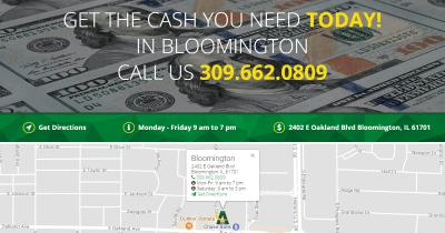 Bloomington Illinois | AmeriCash Loans