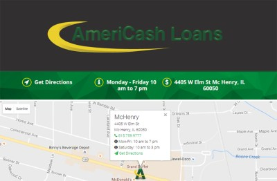 Grand Opening at AmeriCash McHenry!