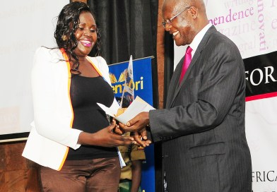Vision's Caroline Ariba wins David Astor award
