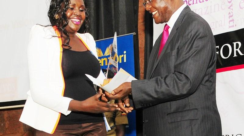 Caroline Ariba wins David Astor award