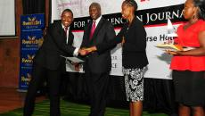 Uganda National Journalism Awards 2015 gala