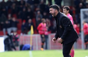 Gennaro+Gattuso+Benevento+Calcio+v+AC+Milan+XKWYxfDpH1Kl
