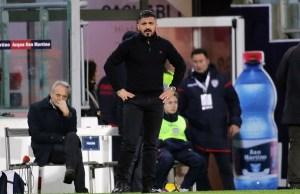 Gennaro+Gattuso+Cagliari+Calcio+v+AC+Milan+9ByLF5_IFakl