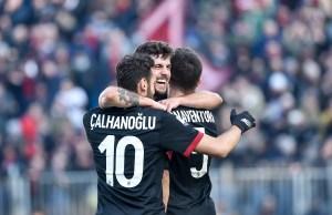 SPAL v AC MilanSerie A09/02/2018