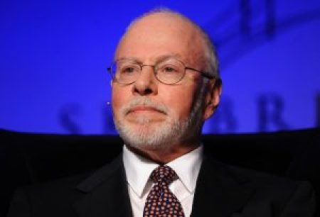 Paul Singer Photographer: Jacob Kepler/Bloomberg