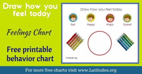 FREE Printable Behavior Charts for Teachers  Students (Pre-K) ACN