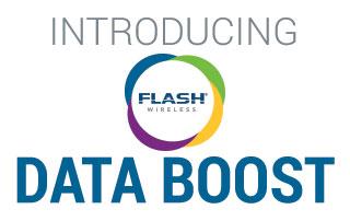 Flash Wireless Data Boost