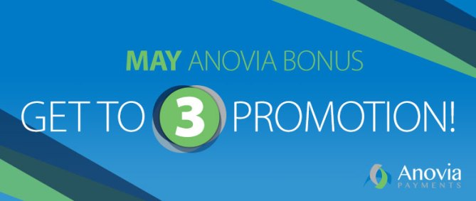 Anovia Bonus Promotion