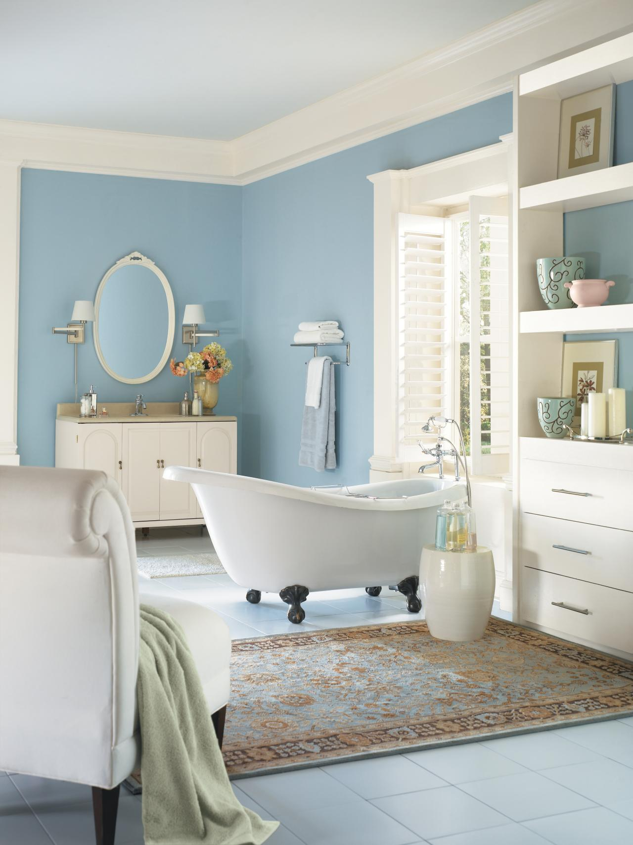 Bathroom Paint Colors Acnn Decor