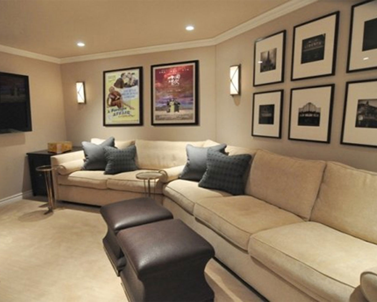 Astonishing Home Cinema Decorating Ideas Of Images About Movie Theme Acnn Decor