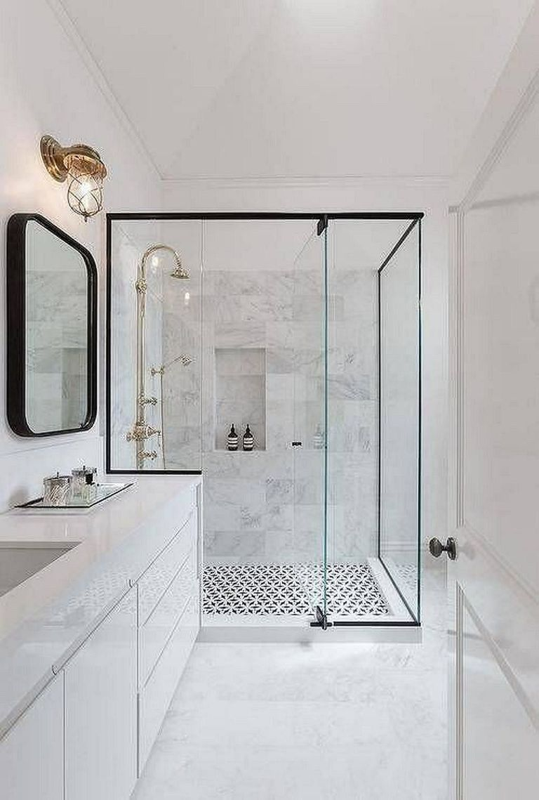 Modern Bathroom Shower Acnn Decor