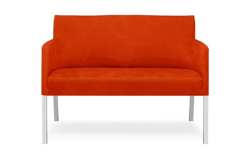 Tutti 2-seater sofa front
