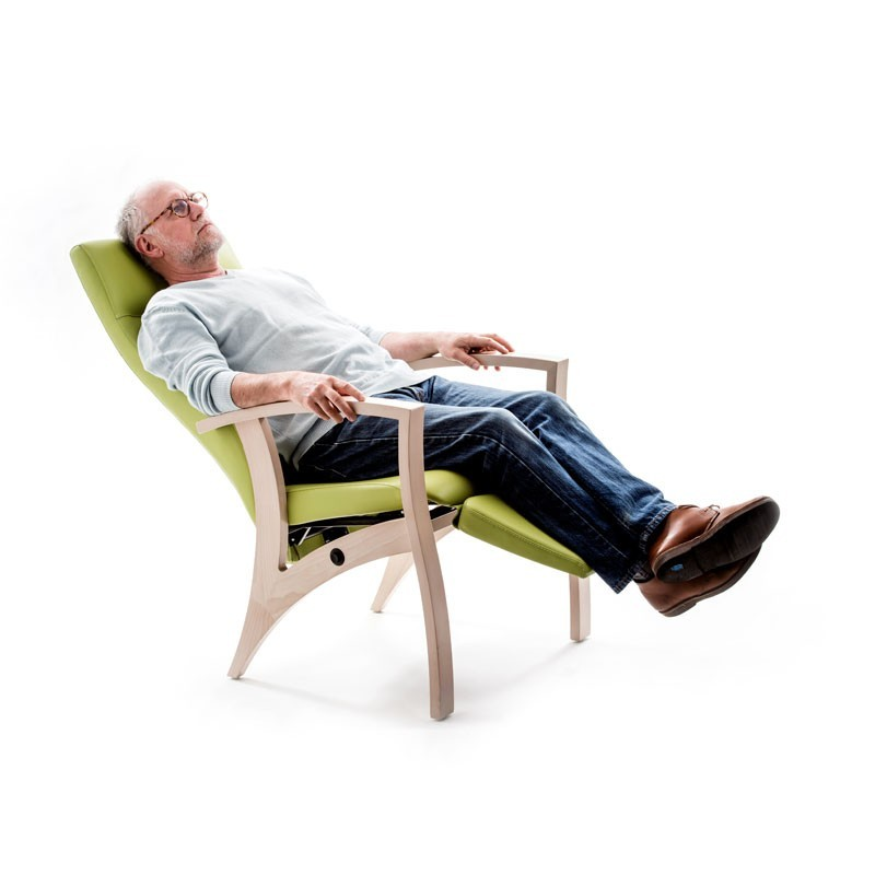 Fauteuil Relax Design Fauteuil De Relaxation Theorema Avec Repose Pied