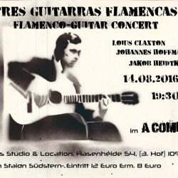 Tres Guitarras Flamencas