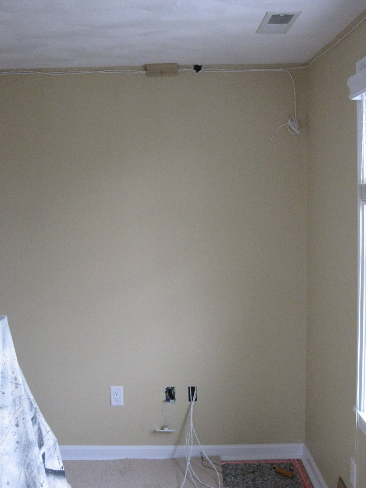Floor Wire Molding How To Install Speaker Wire Behind Crown Molding A Concord Carpenter