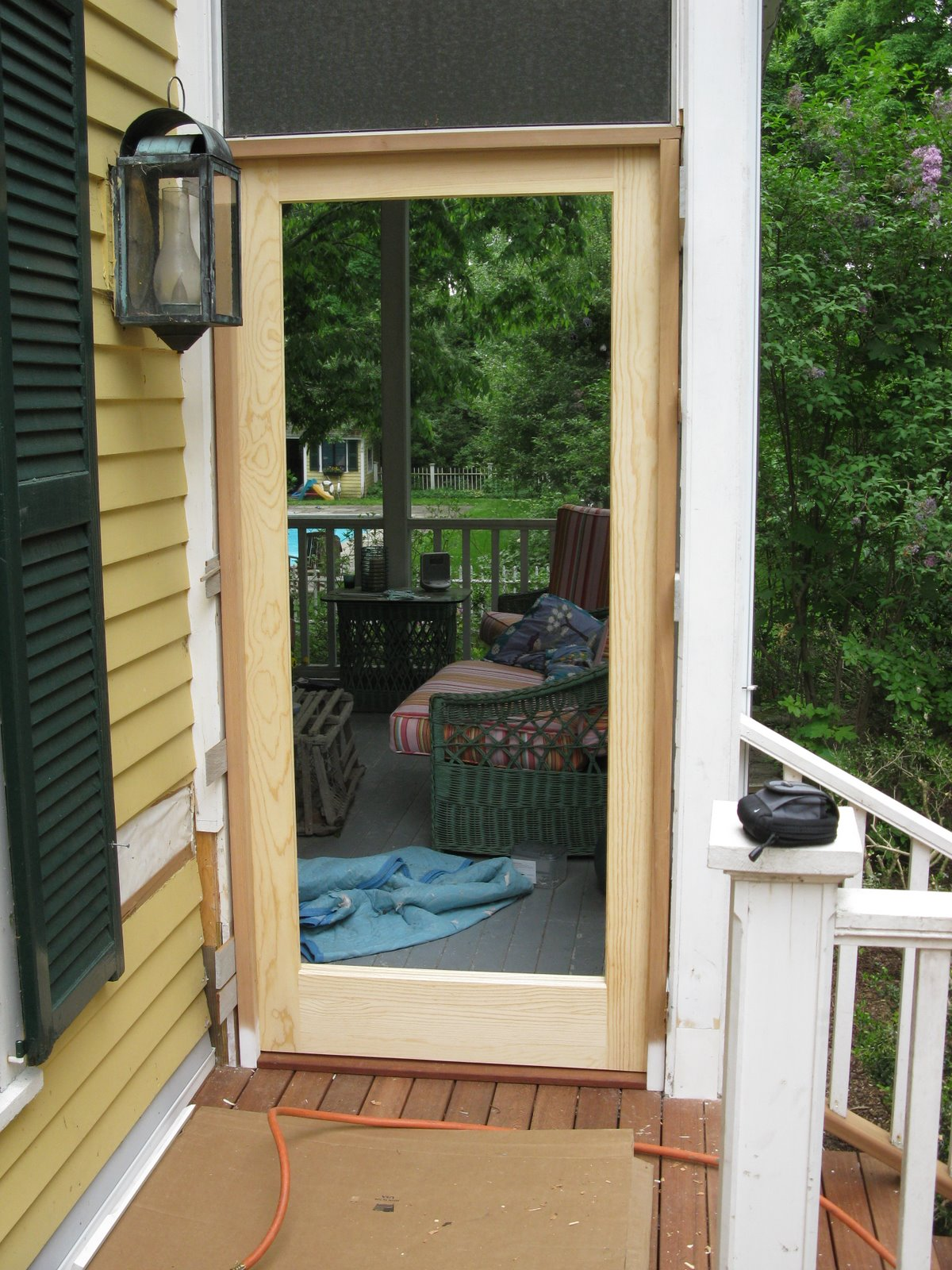 Screen Porch Doors Screen Porch Rot Repair - A Concord Carpenter