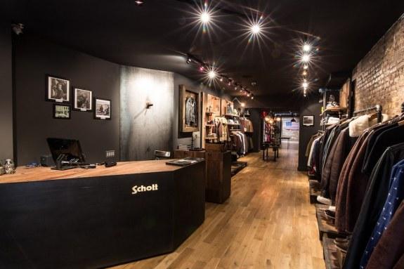 Schott NYC Store