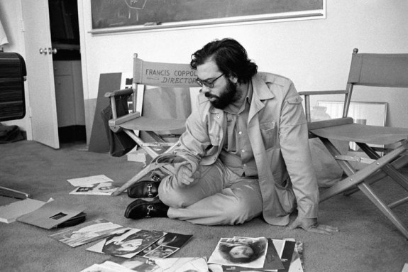 Francis Ford Coppola in bit loafers