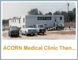 ACORN Medical Clinic Then