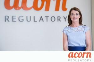 Acorn Regulatory Managing Director Shortlisted for Business Award
