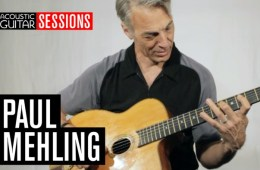 Acoustic Guitar Sessions Presents Paul Mehling