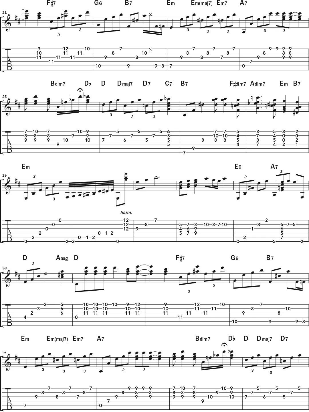 Acoustic Classic Eddie Langs A Little Love A Little Kiss