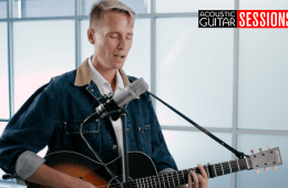 Acoustic Guitar Sessions- Tom Brosseau
