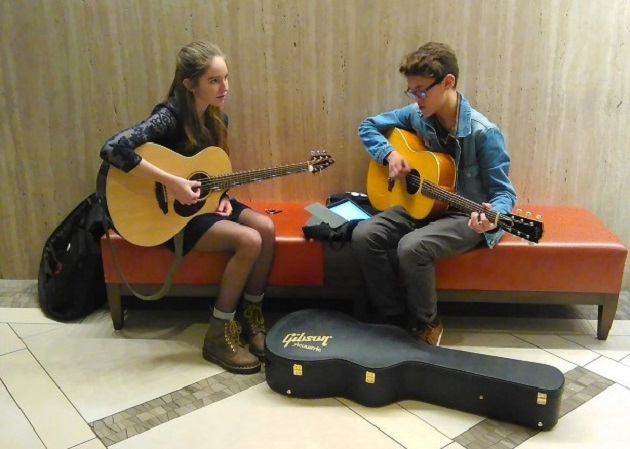 Folk Alliance International, Jamming Kids in Love