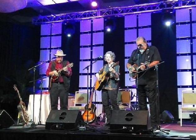 Folk Alliance International, Ragpicker String Band, Mary Flower