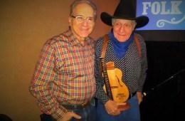 Living Folk Legends: Happy Traum and Ramblin' Jack Elliott