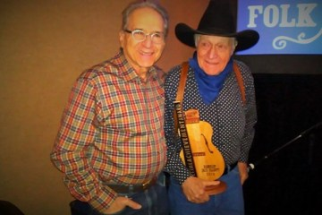 Living Folk Legends: Happy Traum and Ramblin' Jack Elliott
