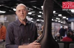 Steve McCreary Collings Cases Acoustic Guitar NAMM 2017