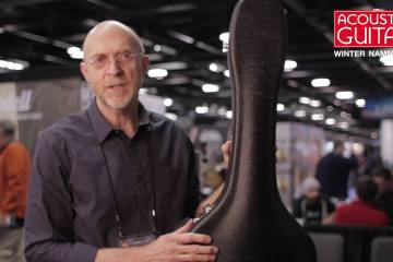 Steve McCreary Collings Cases Acoustic Guitar NAMM 2017