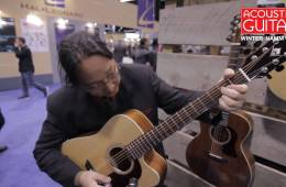 Washburn Guitars NAMM 2017