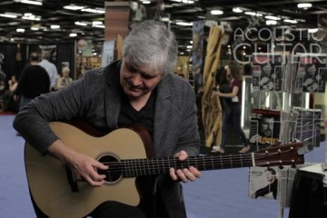 Laurence Juber Session NAMM2016
