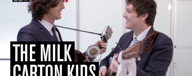 Acoustic Guitar Sessions Presents The Milk Carton Kids