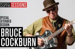 Acoustic Guitar Sessions Presents Bruce Cockburn
