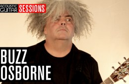 Acoustic Guitar Sessions Presents Buzz Osborne